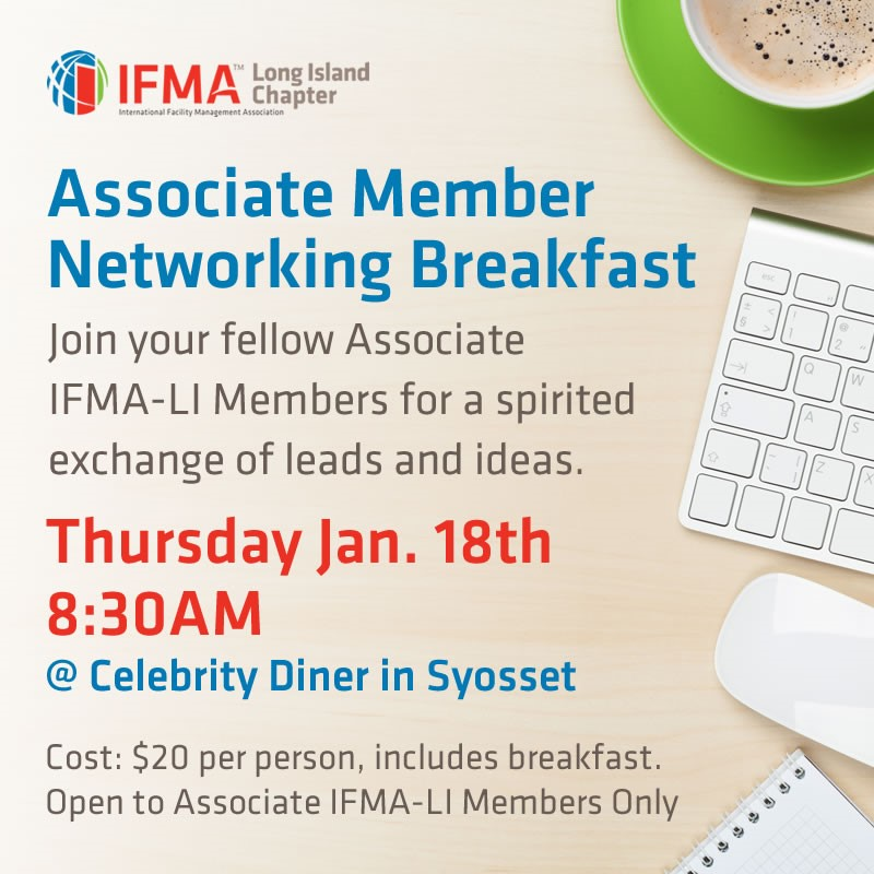 January 2018 Assoc Member Networking